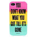 Stripe Design Hard Case for iPhone 4/4S