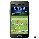 Y7100 MT6577 1GHz Android 4.1.1 dual core capacitivo 5.5inch telefono cellulare touchscreen (Wi-Fi, FM, 3G, GPS)