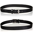 Men's Casual Denim Layered Leather Belt(125*3.8*0.2CM)