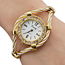 Beautiful Bracelet Style Lady's Crystal Wrist Watch