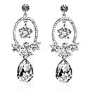Gorgeous Kristall Unregelmige Chandelier Earrings