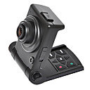 1.4 Inch 120 Degree Wide Angle View Car DVR with Built-in Microphone HDMI Output