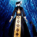 The Dark Landlady's Inn 3/4-length Sleeve Floor-length Gothic Lolita Dress
