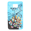 Mariposa Tipo de caja suave para Samsung I9100 Galaxy S2