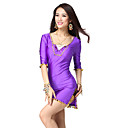 Dancewear Spandex with Sequins Belly Dance Dress For Ladies More Colors
