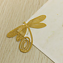 Nice Dragonfly Design Bookmark