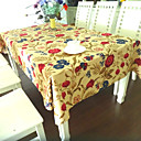 Cotton Print Floral Table Cloths