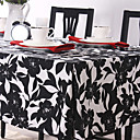 Floral Style Cotton Table Cloth