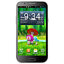 S1 MT6577 1GHz Android 4.1 Dual Core 5.7Inch IPS capacitieve touchscreen mobiele telefoon (wifi, FM, 3G, GPS)