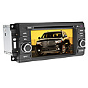 coche reproductor de DVD para dodge / jeep / chrysler (gps, bluetooth, ipod)