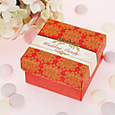 Asian Theme Favor Box (Set von 12)