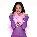 Performance Dancewear Feather Belly Dance Scarf For Ladies More Colors