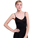 Charming Chinlon and Spandex Casual Vest/Camisole Shapewear