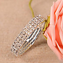 Women's Layered Diamond Bracelet