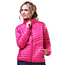 Langzuyoudang Women's Loose Windproof Down Jacket For Outdoor Activities