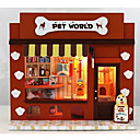 Lovely Manual Cabin — Pet World