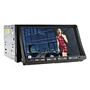 7 Inch 2DIN auto DVD-speler (Bluetooth, TV, RDS, iPod)
