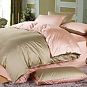 4PCS Theresa Double Face Tencel Duvet Cover Set