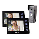 "7""Color Video Door Phone,with SD card Picture Record,taking photo (1 Camera To 2 Monitor)"