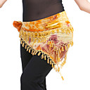 Dancewear Chiffon Belly Dance Belt For Ladies More Colors