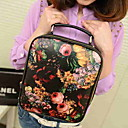 Women's Cute Vintage Floral Print Clutch/Backpack(Pattern Varies)