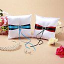 Elegant Wedding Ring Pillow (More Colors)