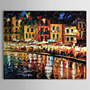 Hand Painted Oil Painting Landschap van 1303-LS0239