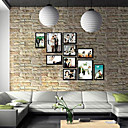 Modern Photo Wall Frame Collection-Set of 10