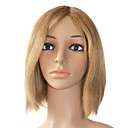 Capless 100% Indian Remy Hair Short Straight Wigs Multiple Colors Available