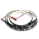 LED Light Strip 120CM Rood / Wit / Blue-Ray