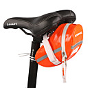 ROSWHEEL New-style Mini Candy Colors PU Leather Cycling Seat Tail Bag Bicycle Saddle Bag 13660