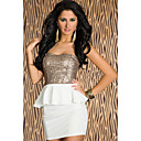 Women's Fahion Beautiful Bandeau Dress