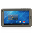 t3 - dual core Android 4.0 tablet com tela de 7 polegadas capacitiva (4gb, wi-fi, 1.2GHz, G-Sensor, USB 3G)