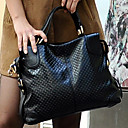 Women's Fashion Work Print Woven Dual-use Hobo