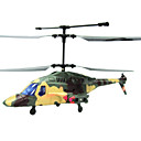 3CH RC Hubschrauber Apache Funkfernbedienung Hubschrauber Indoor-Spielzeug