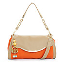 Women's Spring-season Print Tassels Multi-pocket Crossbody