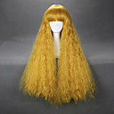 Exotic Pretty Yellow 80cm Princess Lolita Wig