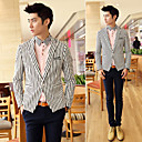 Men's Young Stripes Thin Clothes