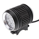 MAGICSHINE 4 x Cree XP-G 4-LED Aluminum Alloy Bicycle Light(1600LM,4x18650)MJ-872