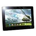 Zilver PET Materiaal Laptop Screen Protector Diamond Film voor Asus TF-300 10.1 ""