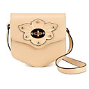 Cute Candy Color Flower Mini Bag