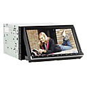 7 Inch 2DIN Car DVD Player (GPS, ATSC, RDS, iPod)