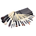 18Pcs Top Wood Professional Makeup Brush