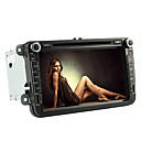 8 Inch Car DVD Player for Volkswagen (GPS, Canbus, iPod, RDS)
