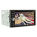 6,2 polegadas 2DIN carro dvd player (gps, DVB-T, rds, ipod)