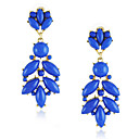 Fashion Alloy Drop Earrings