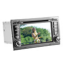 7 pollici lettore DVD dell'automobile per Audi A4 (gps, 3G/WiFi, bluetooth, RDS, iPod)