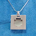 Hotsell 925 Sterling Silver Pendant With Uniquely Style (FMR-011)
