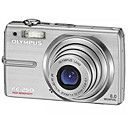 Olympus Digital Camera Stylus FE250 (silver) + Free Gift(2GB SD Card+More)-Free Shipping