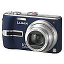 appareil photo numrique Panasonic Lumix DMC-TZ3 (bleu) + cadeau (Carte SD de 2 Go + d&amp;#39;infos)-Li